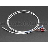 Platinum RTD Sensor - PT100 - 3 Wire 1 meter long