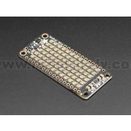 Adafruit DotStar FeatherWing - 6 x 12 RGB LEDs
