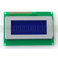 Display LCD 16x4 - Blu