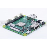 Raspberry Pi 3 Model A+- 1.4GHz 64-bit quad-core processor