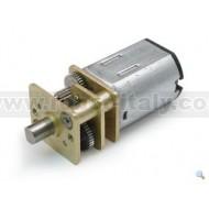 100:1 Mini Motoriduttore in Metallo