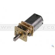 298:1 Mini Motoriduttore in Metallo