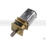 30:1 Mini Motoriduttore in Metallo