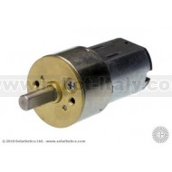 100:1 Mini Motoriduttore in Metallo Sigillato