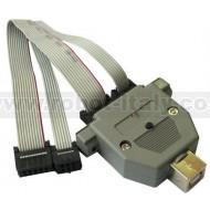 AVR-ISP500-TINY Programmatore USB per Atmel AVR