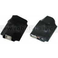 USB-ISO Isolatore USB 2.0 Full speed, 1000VDc