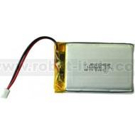 Batteria LiPo 3.7V 1400mAH con connettore JST