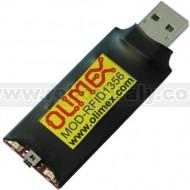 MOD-RFID1356 - Lettore RFID 13.56MHz con emulazione tastiera