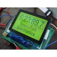 Display Grafico 128x64 - KS0108 - Verde