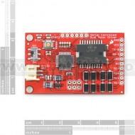 Motor Controller seriale 2A - L298