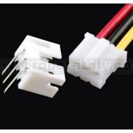 Cavo + Connettore da PCB tipo JST - 3 poli