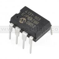 MCP4131 - Potenziometro digitale 10K