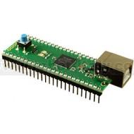 DEV-PIC32MX795F512H - Modulo con PIC32MX795F512H