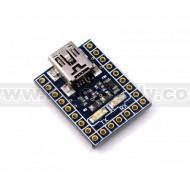 Adattatore USB->Seriale in miniatura