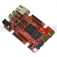 A20-OLinuXino-LIME2-eMMC	 - SINGLE BOARD COMPUTER WITH ALLWINNER A20 DUAL CORE CORTEX-A7 1GB RAM 4GB EMMC MLC/SLC FLASH AND GIGABIT ETHERNET