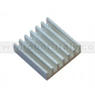 ALUMINIUM-HEATSINK-20x20x6MM - ALUMINUM HEATSINK RADIATOR FOR A20 AND A10 IC