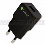 Caricatore USB 2,1A Compatto