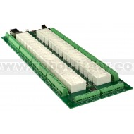 dS2832 - 32 x 16A ethernet relay + 32 Snubbers