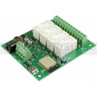 ESP32LR42 - WIFI 4 x 16A relays