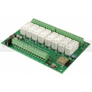 ESP32LR88 - WIFI 8 x 16A relays