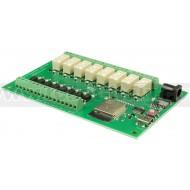 ESP32SR88 - WIFI 8 x 1A relays