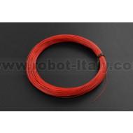 0.4mm Heat Resistant Welding Wire (Red)