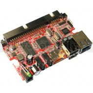 iMX233-OLinuXino-MAXI+i - ARM LINUX SINGLE BOARD COMPUTER WITH I.MX233 ARM926J @454MHZ