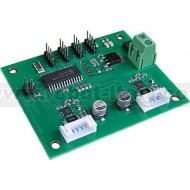 Motor controller duale 12V 2.8A con ingresso encoder