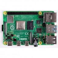 Raspberry Pi 4 Model B board with 1GB LPDDR4 SDRAM