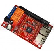 RT5350F-OLinuXino-EVB - LINUX SINGLE BOARD COMPUTER WITH RT5350F SOC 2.4GHZ WIFI 801.11N