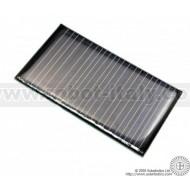 Cella Solare 37 x 66 mm (policristallino)