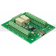 USB-RLY82 - 2 channel USB relay