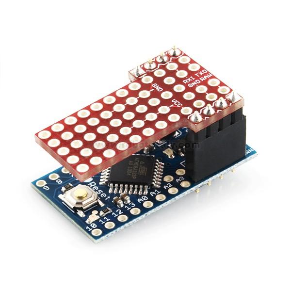 Protoshield for arduino pro mini da sparkfun a