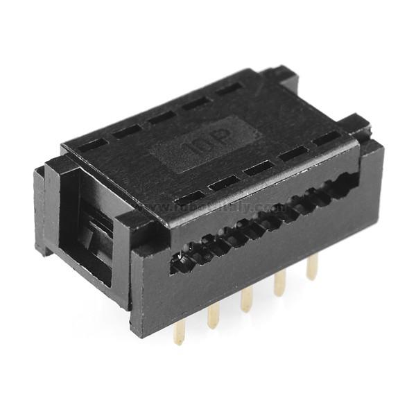 710965 Connettore A Crimpare Per Cavo Flat 2x5 Da