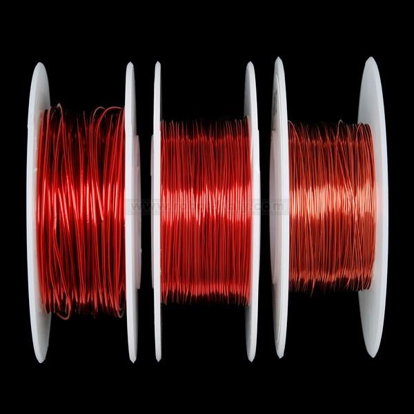 26 Gauge Wire >> 711363 - Filo di Rame smaltato - 3 misure , da Sparkfun a € 11,30 su Robot Italy