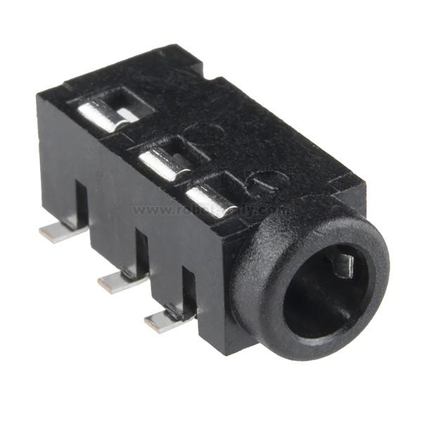 712639 Audio Jack 3 5mm Trrs Smd Da Sparkfun A 0