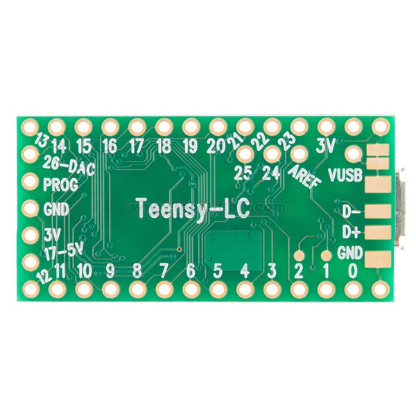 teensy projects