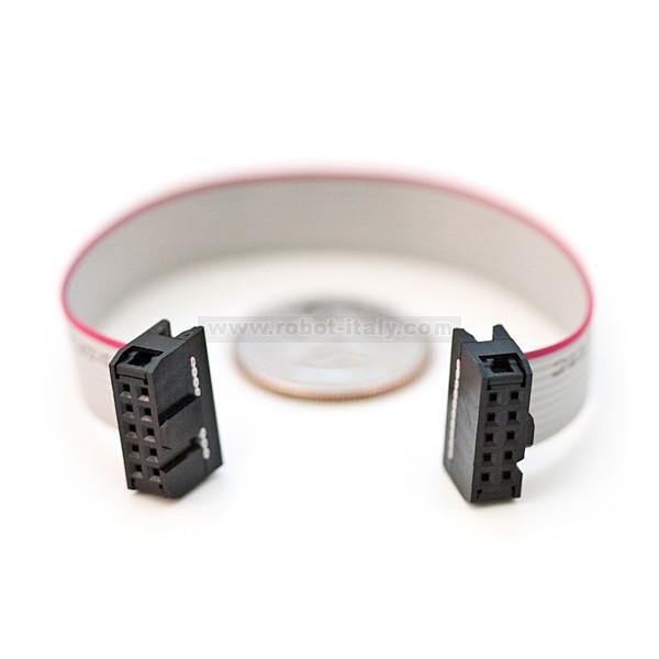 Kit attrezzi di emergenza Cavo connettore/morsetti cavo piatto Accessori per auto