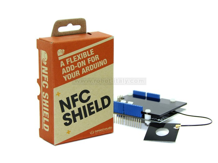 Nfc shield v da seeed studio a su