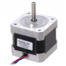 2267 - Stepper Motor: Bipolar, 200 Steps/Rev, 42×38mm, 2.8V, 1.7 A/Phase
