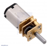 2369 - 210:1 Micro Metal Gearmotor MP 6V